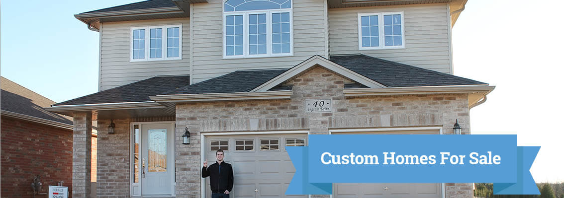 Custom Home Available in Guelph