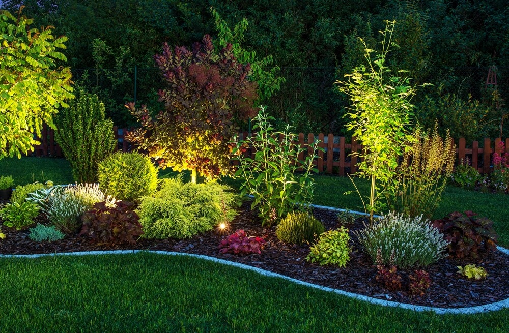 Outdoor Lights and Landscape Design Ideas in Guelph
