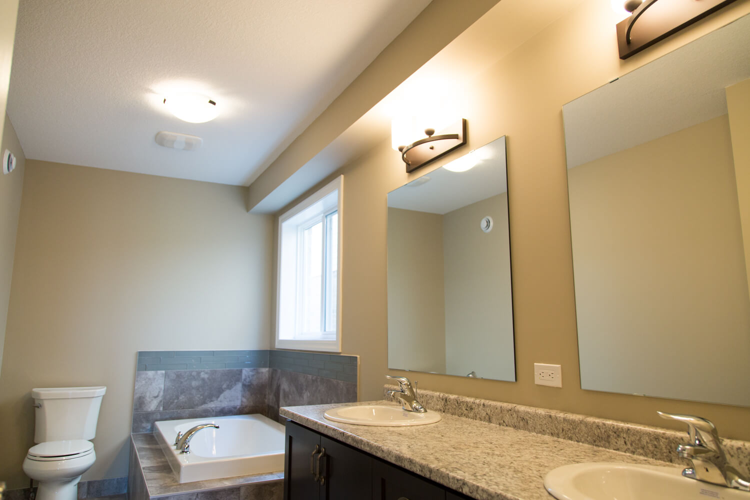 Bathroom Sinks Guelph guelph custom bathrooms | dan clayton custom builders