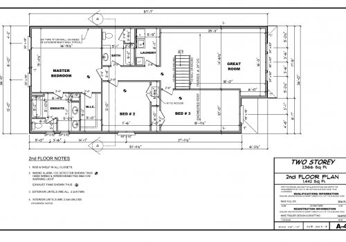 Lake-Terrace-Floor-Plan-F2-Dan-Clayton-New-Home-Builder-Guelph