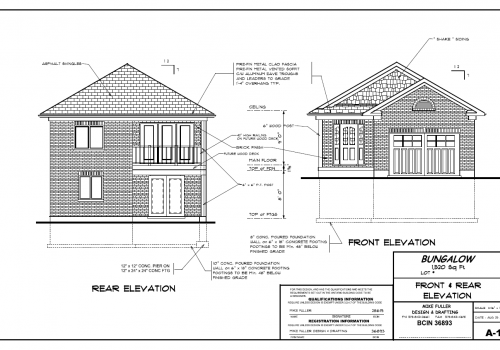 Wilson-Floor-Plan-Front-Rear-Dan-Clayton-New-Home-Builder-Guelph