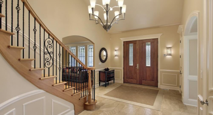 guelph-custom-foyer-design